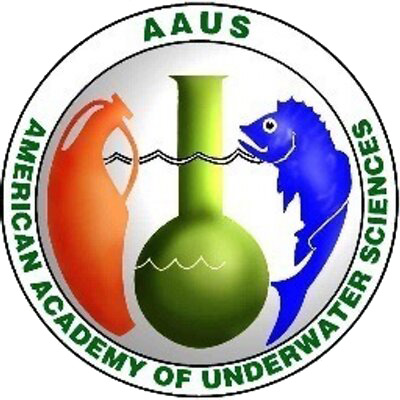 The American Academy of Underwater Sciences Logo